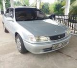 Toyota Corolla AE 110 SE Saloon 1997