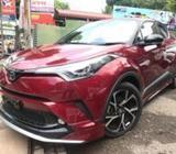 Toyota CHR 4 X Wheel B/ N 2018
