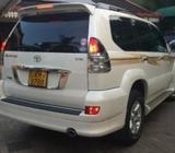 Toyota Land Cruiser Prado 120 TX limited 2007