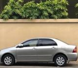Toyota Corolla 121 GLi - Kandy 2003