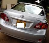 Toyota Corolla 141 LX 2008