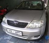 Toyota Corolla 121 2004