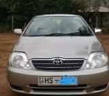 Toyota Corolla 121 2000