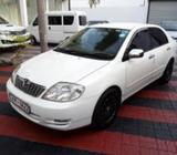 Toyota Corolla 121 G Limited 2004