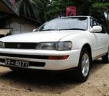 Toyota Corolla AE 100 1992