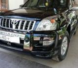 Toyota Land Cruiser Prado TX 120 2008