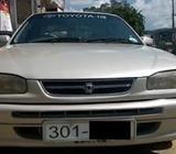 Toyota Corolla AE110 XE Saloon 1995
