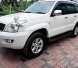 Toyota Land Cruiser Prado 120 2006