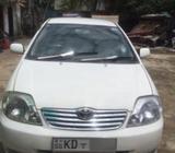 Toyota Corolla 121 2002