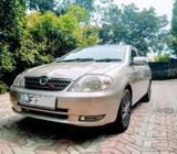 Toyota Corolla 121 G Grade 2000