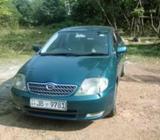 Toyota Corolla 121 G Grade 2004