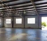 Warehouse For Rent in Peliyagoda