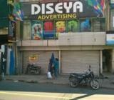 Commercial Purpose-Each Shop 850 Sqt Matara