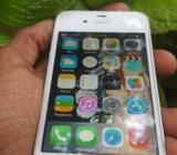 Apple iPhone 4S 8gb (Used