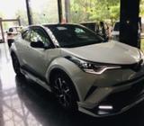 Toyota CHR GT 2018