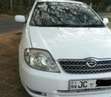 Toyota Corolla 121 G Grade 2001