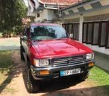 Toyota Hilux 107 SSR 1992
