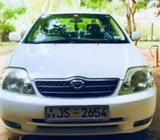 Toyota Corolla 121 2001