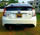Toyota Prius G sport 2013