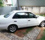 Toyota Corolla AE 110 XEsaloon 1999