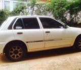 Toyota Starlet EP82 1993