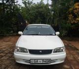 Toyota Corolla AE 110 Se Limited 1997