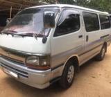 Toyota Hiace LH 113 1990