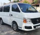 Nissan Caravan E-25 2012