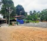 100 P Bare Land Sale Arangala Malabe