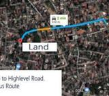 A Land for Sale in Kirulapona, Colombo 06