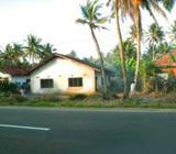 22.92 P Land in Ahangama (facing Galle Road