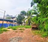 12.5 P Bare Land Sale at Nugegoda