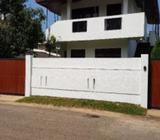 Upstairs House for Rent at Jaela
