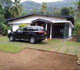 Luxurious House for Rent from Matale City Limits