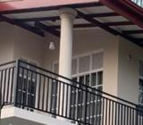 New Upstair House for Rent Gampaha