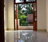 Upstairs House for Rent in Bokundara