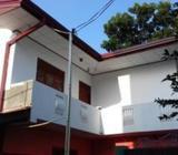 HOUSE FOR RENT(UPSTAIR) -KADUWELA