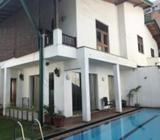 Two Storied House for Rent in Wellawatta