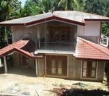 House for Sale at Gunnapana - Kandy