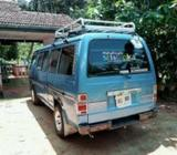 Nissan Caravan Dx 1990