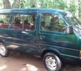 Nissan Vanette VX Van 1990