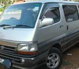 Toyota Super GL 172 2002