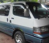 Toyota Dolphin 113 1992