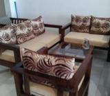 Box Sofa Set
