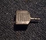 Dual Head Set Plug