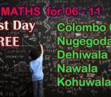 Maths for grade 06 - 11