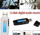 USB Digital Voice Recorder (MicroSD up to 32GB