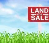 7.5 Perches Bare Land for Sale in Mount Lavinia