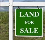 Commercial land for sale in Ja Ela