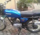 Honda CG-125 1988
